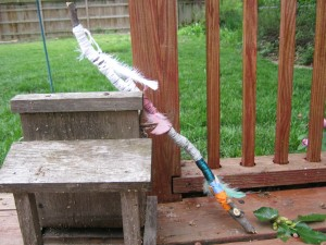 Prayer stick