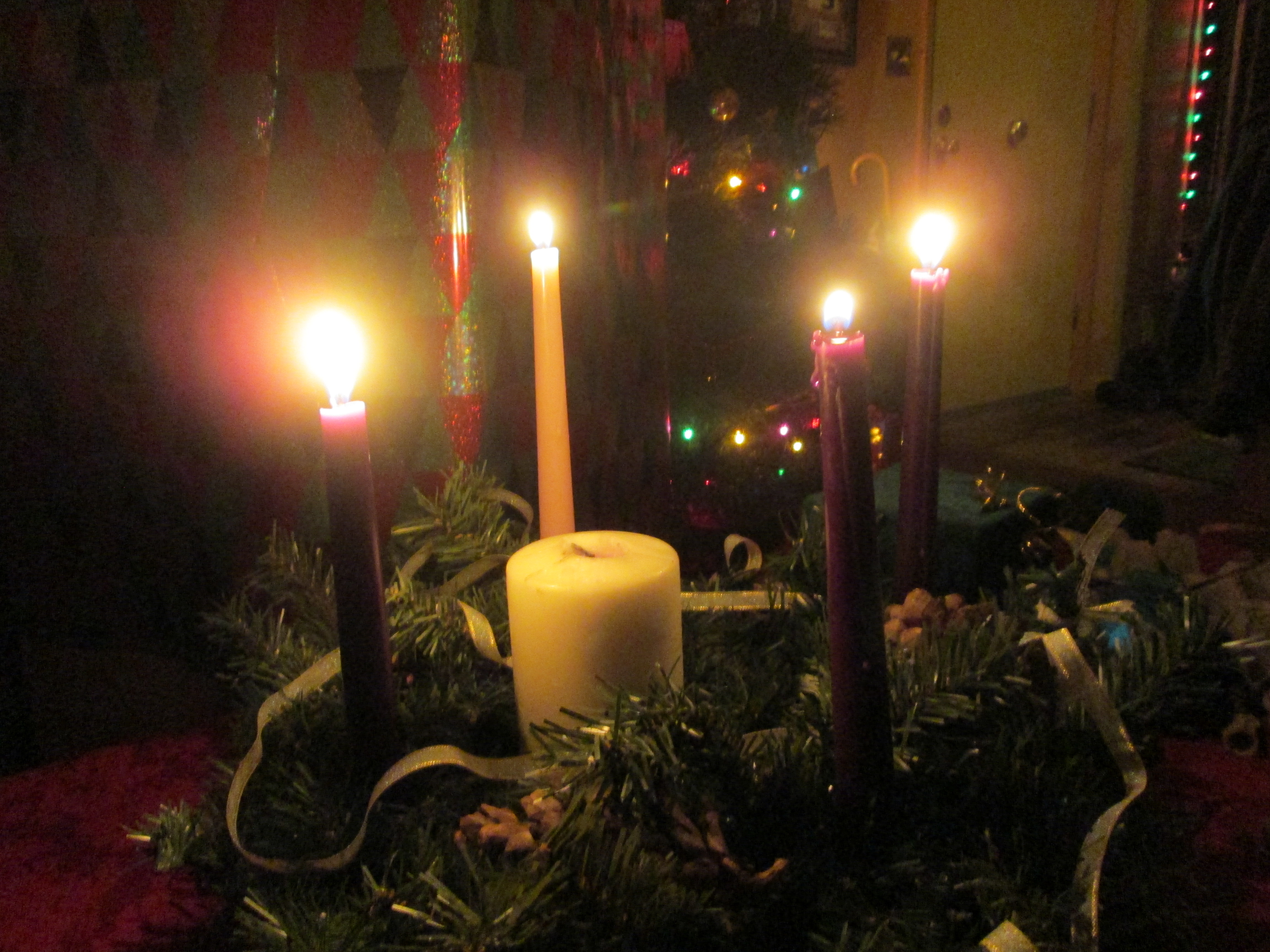 advent candles beautiful worship - photo #13