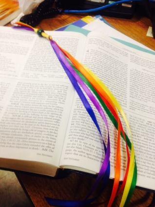 rainbow bible