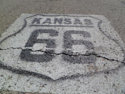 18 Missouri- St. Louis via Kansas  to Springfield