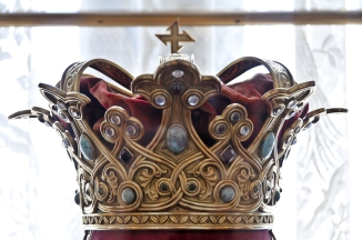 Maryhill_Museum_Romanian_crown_7-11