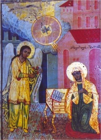 annunciation orthodox